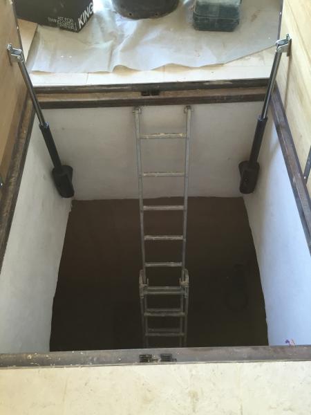Trappe De Cave Portes De Cave Escalier De Loft Trappe