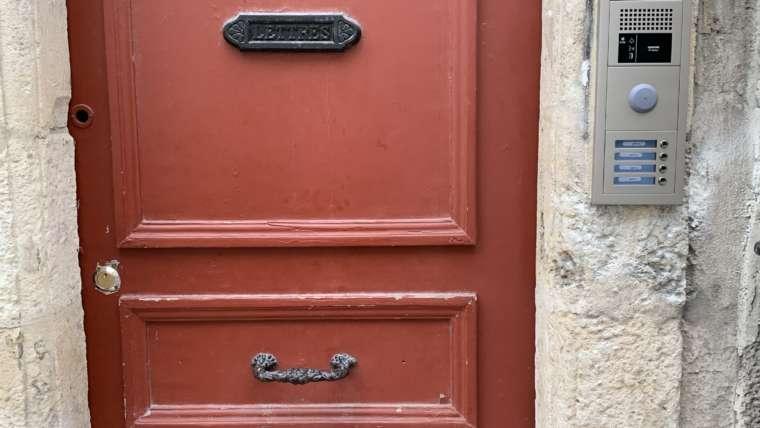 Installation d'un interphone Collectif, résidentiel à La rochelle, Charente-Maritime 17