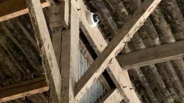Installation d'un système de vidéo-surveillance dans une exploitation agricole. Secteur La Rochelle – Niort – Fontenay Le Comte